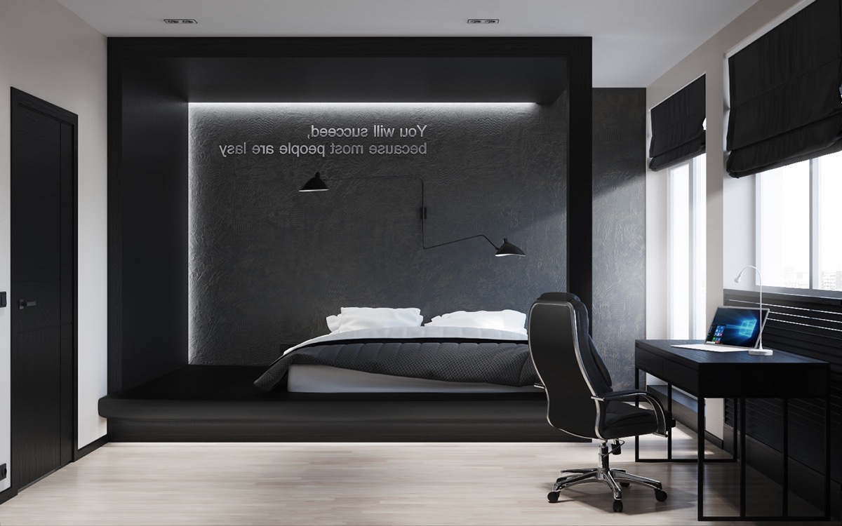 These are The Reason Why You Can Use Black Color In-House Interior